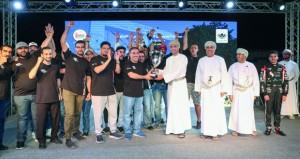 ختام مسابقة السلامة المروية بالجمعية العمانية للسيارات