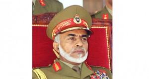 جلالة السلطان يشمل برعايته السامية العرض العسكري غدا