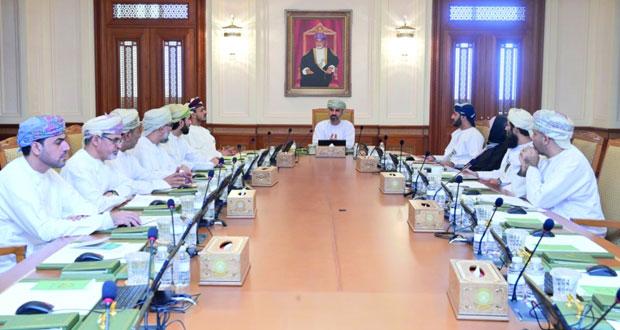 مكتب مجلس الشورى يعقد اجتماعه الثالث ويستعرض عددا من الموضوعات