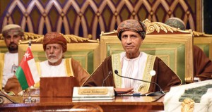 نيابة عن جلالة السلطان .. فهد بن محمود يترأس وفد السلطنة