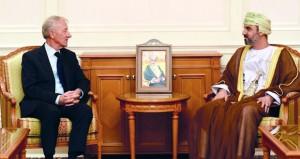 رئيس مجلس الشورى يتسلم رسالة خطية من نظيره المجري