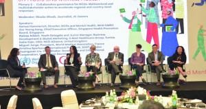 تواصل أعمال الاجتماع العالمي لمنظمة الصحة العالمية بشأن الأمراض غير السارية والصحة النفسية