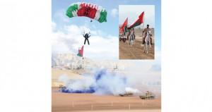 السلطنة تحتفل بيوم القوات المسلحة