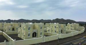 توزيع 40 وحدة سكنية بمحضة