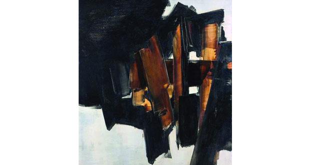 9 ملايين يورو للوحة للفرنسي بيار سولاج