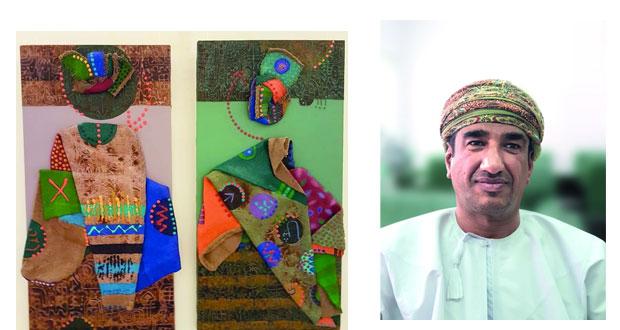 موسى عمر يشارك في بينالي تونس للفن العربي المعاصر