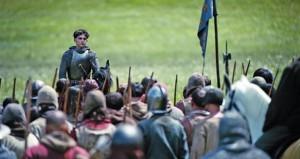 الملك.. نتفليكس تحتفي بقائد (أجينكور)