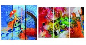 """""""سيمفونية الوجود"""" معرض فني مشترك بين السلطنة والمكسيك"""