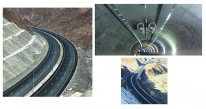 """""""النقل"""" تعلن فتح الحركة المرورية على طريق الشرقية السريع 20 يناير المقبل"""