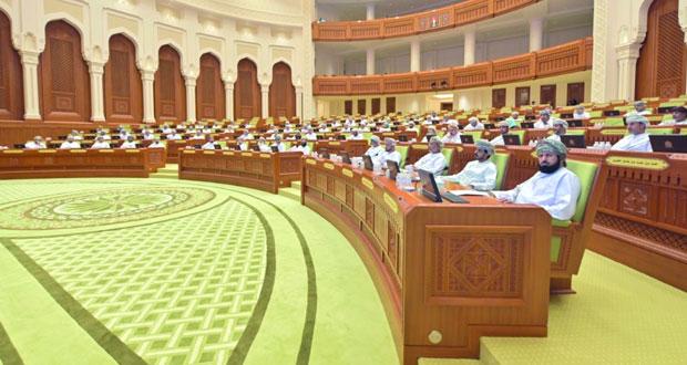 """""""الشورى"""" يناقش اليوم مشروع الميزانية العامة للدولة لعام 2020 في جلسة سرية صوت عليها 71 بالمائة من أعضاء المجلس"""