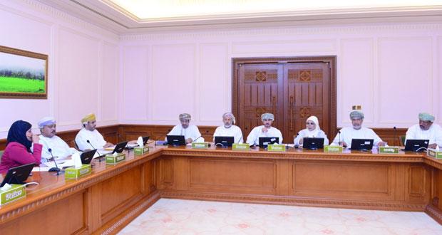 (الثقافة والإعلام والسياحة) بمجلس الدولة تناقش خطة عملها لدور الانعقاد السنوي الأول