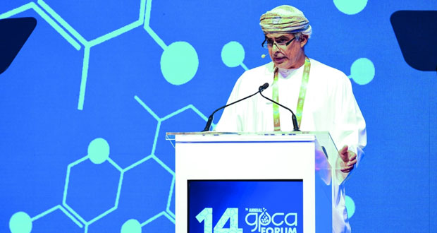 """وزير النفط والغاز: """"النفط العمانية"""" تخطط لبيع حصة 20-25% العام القادم"""