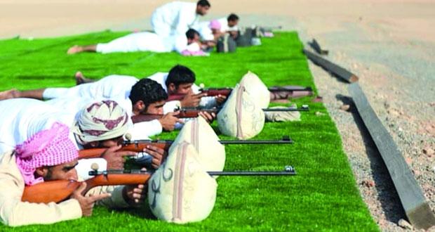 محافظة ظفار تحتضن مسابقة الرماية التقليدية