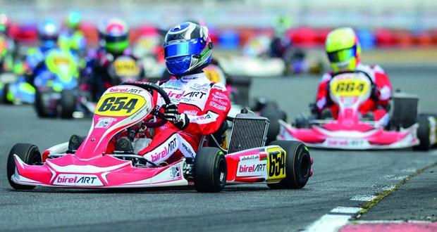 الاتحاد الدولي للسيارات يدشن بطولة الشرق الأوسط وشمال أفريقيا للكارتينج ( مينا ) لأول مرة بالسلطنة