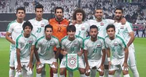 أسود الرافدين تواجه البحرين على مقعد في النهائي