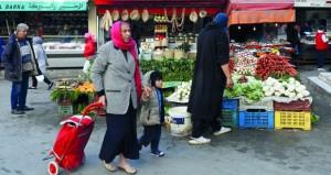 تونس: مصابون بحادث حافلة سياحية في وضع حرج