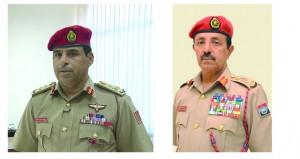 قوات السلطان المسلحة تحتفي بيوم المتقاعدين