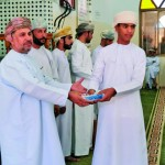 تكريم (76)من المشاركين بمركز سدادب لحفظ القرآن الكريم بعبري