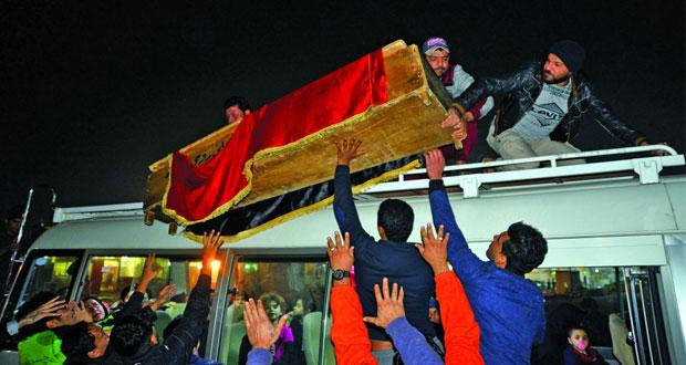 العراق: متظاهرون يطالبون الرئيس بعدم تسمية أي مرشح للأحزاب