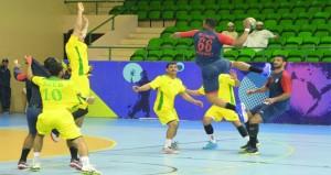 غدا … انطلاق منافسات الدور الأول لمسابقة درع الوزارة التاسع لكرة اليد