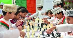 اليوم .. انطلاق حلقة عمل مدربي مدارس الشطرنج
