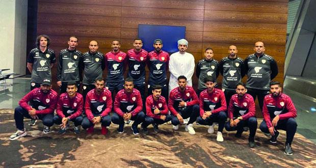 منتخبنا الوطني لكرة القدم الصالات يشارك في دورة تايلند الودية