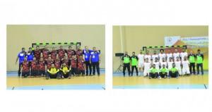 نادي عمان يواجه مسقط في النسخة الثالثة لكأس السوبر لكرة اليد