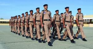 اليوم.. انطلاق مسابقة شرطة عمان السلطانية للمشاة