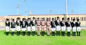 فرسان شرطة الخيالة يتوجون بالمراكز الأولى في عدد من المسابقات المحلية