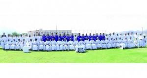 بنك مسقط يحتفل بافتتاح الملعب الجديد لفريق الفرسان بولاية المضيبي