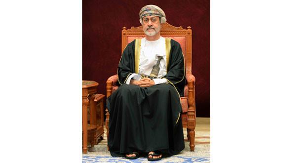جلالة السلطان يعزي الرئيس الموريتاني