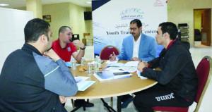 افتتاح حلقة عمل إعداد المناهج التدريبية للألعاب الرياضية لمراكز إعداد الناشئين