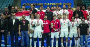 مصر تحرز لقب أمم إفريقيا في كرة اليد وتتأهل لأولمبياد طوكيو 2020