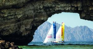 """""""عمان للإبحار"""" وضعت السلطنة على خارطة الرياضة العالمية من خلال مشاركتها في العديد من السباقات الدولية"""