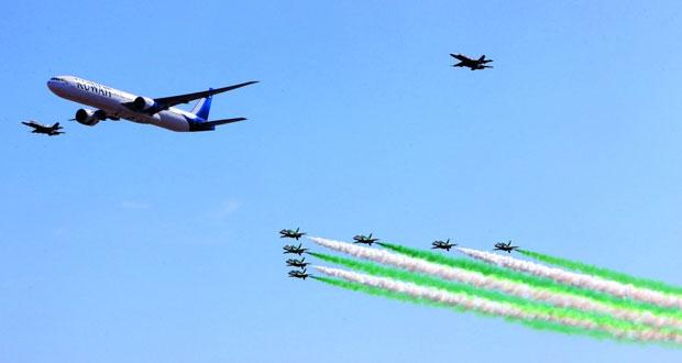 أحدث تكنولوجيا قطاع النقل الجوي بـ(معرض الكويت للطيران)