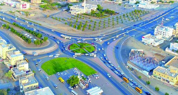 مشاريع تنموية عديدة حققتها مسيرة باني نهضة عمان السلطان قابوس بن سعيد في ولايات الظاهرة