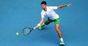 ديوكوفيتش يسحق إيتو ويبلغ الدور الثالث في بطولة أستراليا المفتوحة