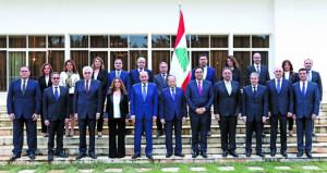 تشكيل حكومة لبنانية جديدة من 20 وزيرا.. وسط تفاؤل ودعوات لاكتساب ثقة اللبنانيين