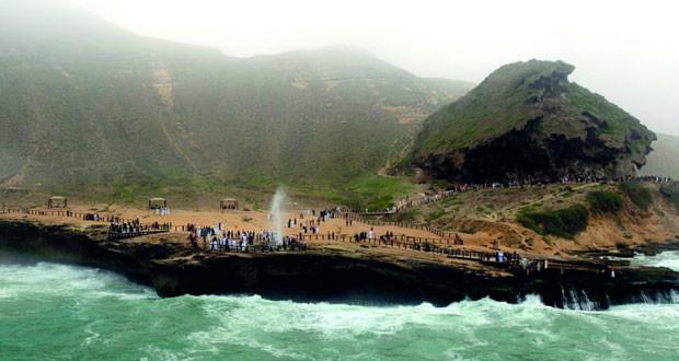 أكثر من 766 ألف زائر لموسم صلالة السياحي 2019 بإنفاق بلغ 78 مليون ريال عماني