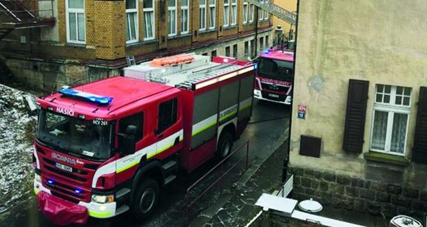 وفاة 8 أشخاص إثر اندلاع حريق بدار للمسنين بالتشيك