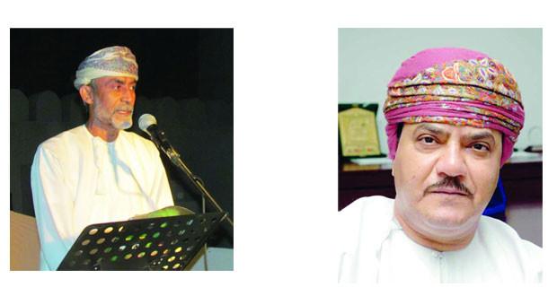 الشارقة للإبداع المسرحي العربي تمنح جائزتها للثنائي صالح زعل وسعود الدرمكي