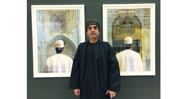 """حسن مير يشارك في المعرض المتنقل """"المكان الذي اسميه البيت"""" بالبحرين"""