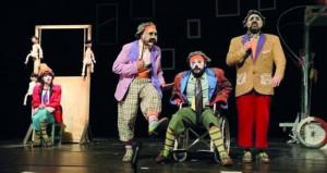 حضور عماني في مهرجان المسرح العربي بالأردن