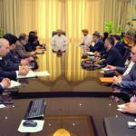 السلطنة وإيران تبحثان الفرص الاستثمارية في القطاع السمكي