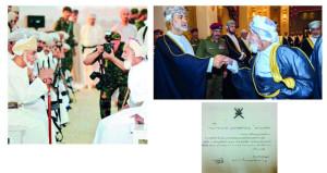 شهاب البلوشي شاهد عيان بداية عهد النهضة المباركة ومنجزات جلالة السلطان الراحل