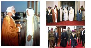 السياسة الخارجية العمانية .. أسس ومنطلقات ثابتة لجلالة السلطان قابوس بن سعيد