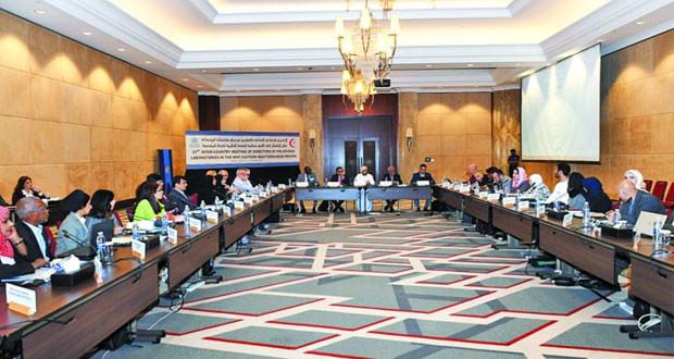 السلطنة تستضيف الاجتماع البلداني الـ(21) لمديري مختبرات شلل الأطفال في إقليم شرق المتوسط