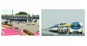 شرطة عمان السلطانية تحرص على النهوض بمسؤوليتها انطلاقا من التوجيهات السامية لجلالته