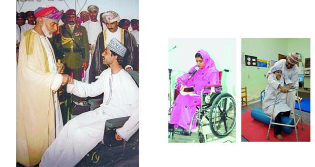 السلطنة تقدمت فـي مجال دعم وتمكين الأشخاص ذوي الإعاقة