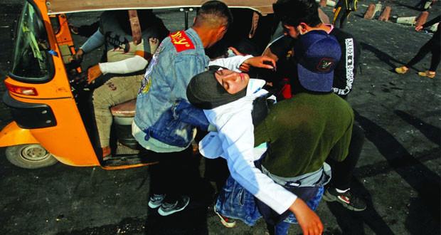 الحكومة العراقية تؤكد حرصها على احترام القانون والنظام